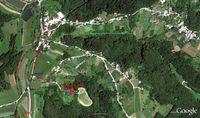 Lokacija piknika na zemljevidu